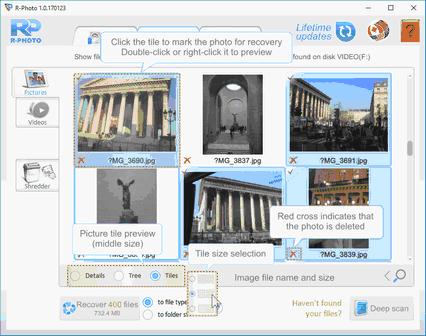 R-Photo Help - File Viewer