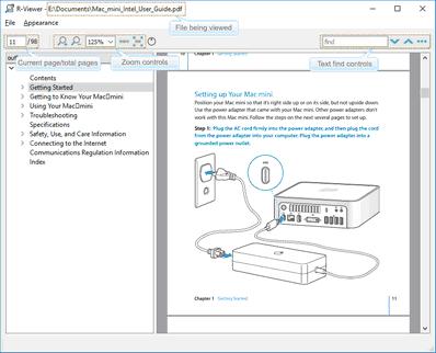 R-Undelete Help - File Viewer