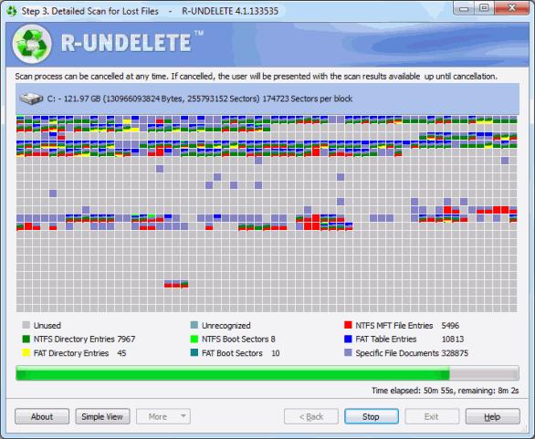 R-undelete 4.7 Serial - фото 3